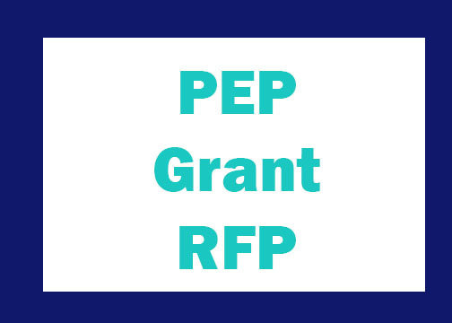 District RFP for PEP Grant Equipment